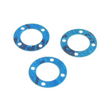 Tekno RC EB410/ET410 Differential Seals (3) (TKR6515)