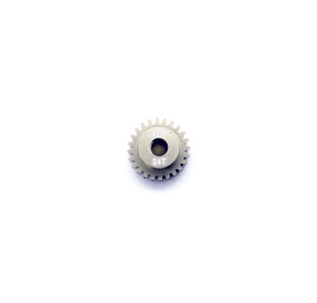 Assault RC Precision Aluminum Hardened 48P Pinion Gear (24T) (3mm Bore)