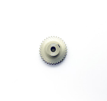 Assault RC Precision Aluminum Hardened 48P Pinion Gear (34T) (3mm Bore)
