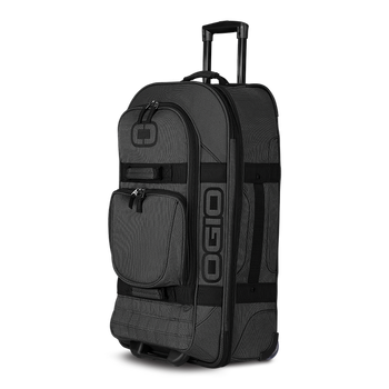 Ogio Terminal Travel Bag (Black Pindot)