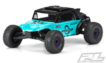 Pro-Line Megalodon Baja Buggy Body (Clear) (Slash 2wd/4x4)