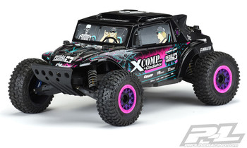 Pro-Line Megalodon Desert Buggy Blake Wilkey Edition Tough-Color (Black) Body