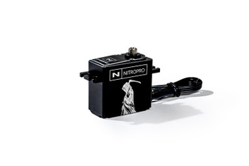 NitroPro Hi-Speed High Torque Stainless Gear Servo (25T)