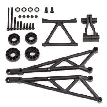 Team Associated DR10 Wheelie Bar Set (ASC71071)
