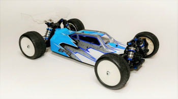 Leadfinger Racing A2 Tactic body w/ 2 wing set for AE B74
