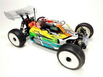 Leadfinger Racing A2.1Tactic body for HB D819