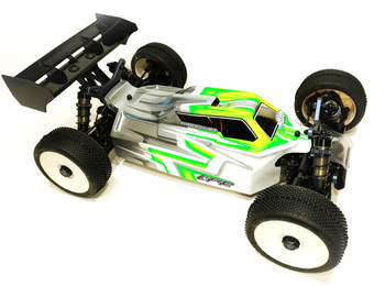 Leadfinger Racing A2.1 Tactic body for EB48 2.0