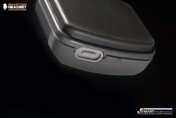 Smart-Com Headset (Standard) (Grey) (1) (Remote)
