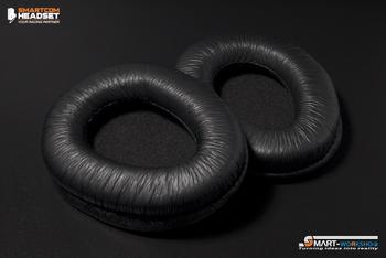 Smart-Com Headset Leatherette Earpad (2 pieces)