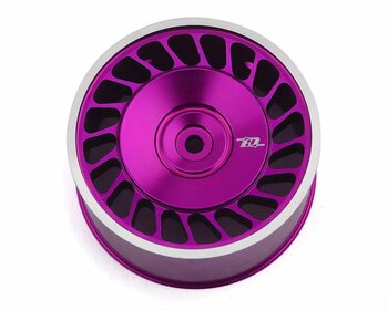 Revolution Design Sanwa M17/MT-44 Aluminum Steering Wheel (Purple)