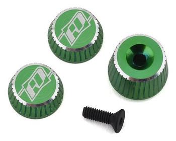 Revolution Design M17 Dial & Nut Set (Green)