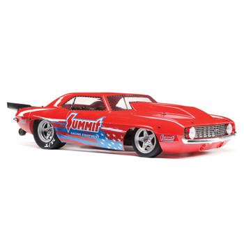 Losi 1/10 '69 Camaro 22S No Prep Drag Car, Brushless 2WD RTR (Summit)