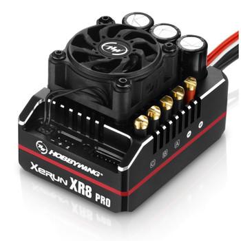 Hobbywing XeRun XR8 Pro G2, 200Amp Brushless ESC