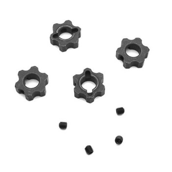 Tekno RC Lightened 12mm Wheel Hexes (4) (TKR5571M)