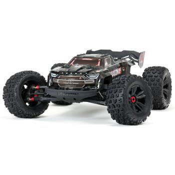 Arrma 1/5 KRATON 4WD EXtreme Bash Roller, Black