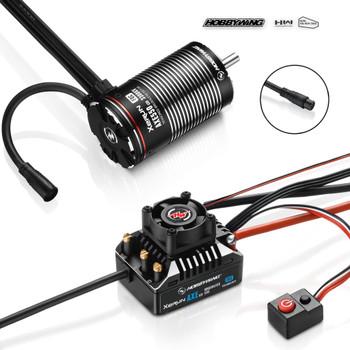 Hobbywing XERUN AXE 550 R2 System (ESC/Motor Combo) 3300kv