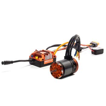 Spektrum Firma Sensored 1/10th Crawler Power System with Smart (2100Kv)