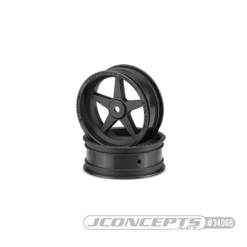 JConcepts Starfish Front Wheel for Slash/DR10 12mm Hex (JCO3406-B)