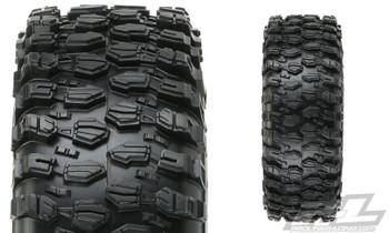 "Pro-Line Hyrax 1.9"" G8 Rock Terrain Truck Tires Mounted (PRO10128-10)"