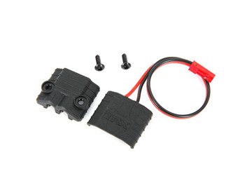 TRAXXAS power tap Connector with cable, use #6549 power tap for telemetry voltage