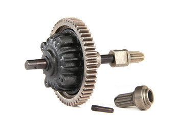 TRAXXAS Center differential, complete (fits Hoss™ 4X4 VXL)