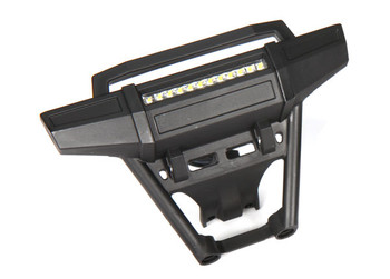 TRAXXAS Front Bumper with LED lights (Hoss)