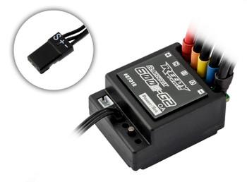 Reedy Blackbox 600Z-G2 Zero-Timing Competition ESC (ASC27012)
