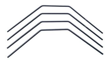 Team Associated RC10B74.1 Anti-roll Bar Set, 1.4-1.7mm