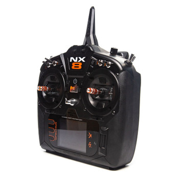 Spektrum RC NX8 8-Channel DSMX Transmitter with AR8020T Telemetry Receiver