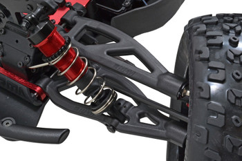 RPM Front Upper & Lower A-arms for 6S versions of the ARRMA Kraton, Talion & Outcast