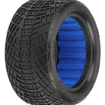 Pro-Line Rear Positron 2.2 S4 Super-Soft Tire w/ Foam: Buggy (2)
