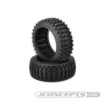 JConcepts MAGMA 1/8TH BUGGY TIRE (Yellow Compound)