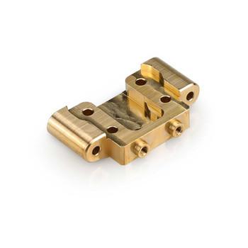 JConcepts DR10 Brass Front Bulkhead