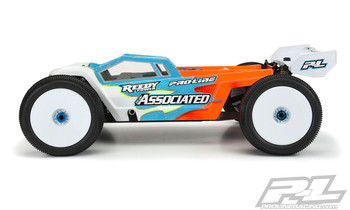 Pro-Line Axis T Clear Body (RC8T3.2 & RC8T3.2e)