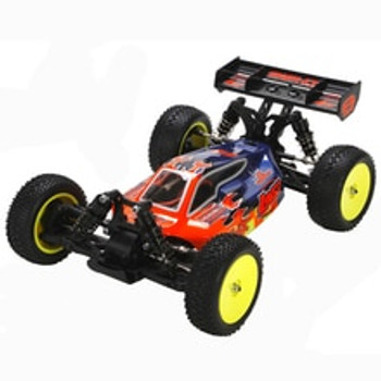 Losi Mini 8IGHT 1/14 Scale 4WD Electric Buggy RTR w/2.4GHz & Brushless System (Phend Edition) (LOS01001)