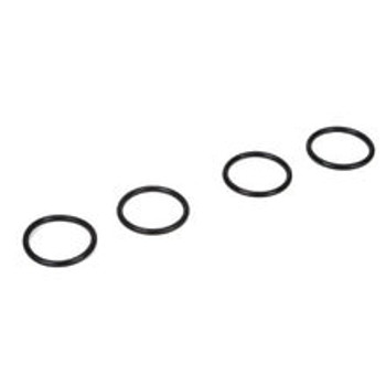 16mm Shock Nut O-Rings (4): 8IGHT Buggy 3.0 (TLR243006)