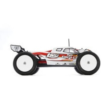 LOSI Losi Mini 8IGHT-T 1/14 Scale 4WD Electric Brushless Truggy RTR w/2.4GHz & AVC (LOS01000)