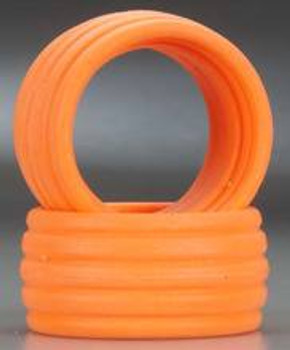 CUSTOM WORKS Molded Rear Insert Medium/Orange (2)