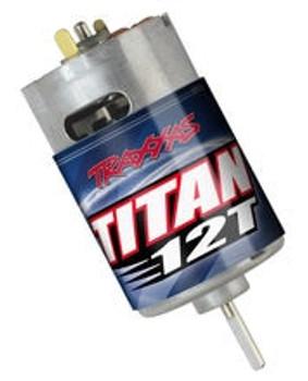 TRAXXAS Titan 550 Size Motor (12T) (TRA3785)