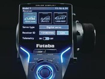 FUTABA 4PX 2.4G FASST/TFHSS/SFHSS w/R304SB
