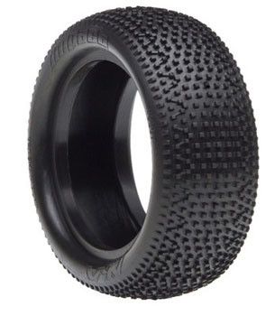 """AKA Impact 2.2"""" Front 4WD Buggy Tires (2) (Soft)"""