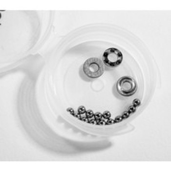 """SCHELLE 3/32"""" Tungsten Carbide and Ceramic Thrust Set (14)"""