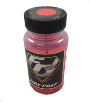FDJ MOTORSPORTS Tire Treatment/Traction Red (Red Dot)