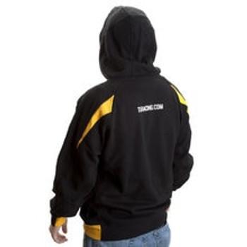 """TLR """"TLR"""" Hoodie (Black) (S) (TLR0252S)"""