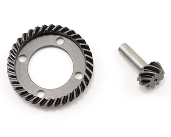 Losi Front Ring & Pinion Gear Set (Ten-T) (LOSB3571)
