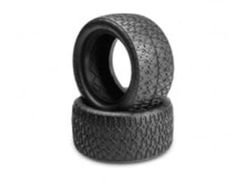 "JCONCEPTS Dirt Webs 2.2"" Rear Buggy Tire (Gold) (2) (JCO3076-05)"