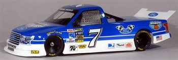 MCALLISTER 2014 FORD NASTRUCKS BODY (MCA300)