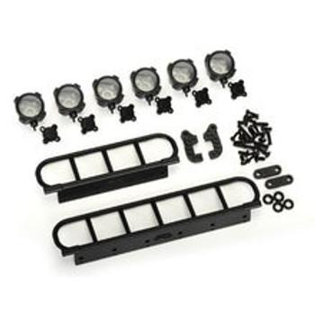 PROLINE HID Crawler/Desert Truck Light Bar Kit