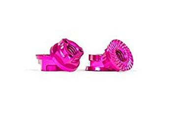 AVID Triad M4 Light Wheel Nuts | Pink | 4pcs