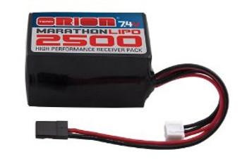 ORION Marathon 2500 LiPo 7,4V Hump